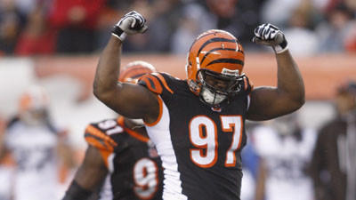 AFC North Notebook: Bengals are spending money to compete