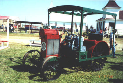Tractors will be abundant this weekend in Andover.