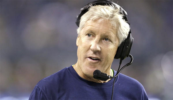 NFL columnist Sam Farmer has the Pete Carroll and the Seattle Seahawks going all the way this season in a Super Bowl victory over the Denver Broncos.