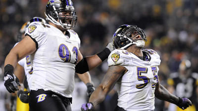 Friendship between Suggs and Ngata carries over to leadership f…