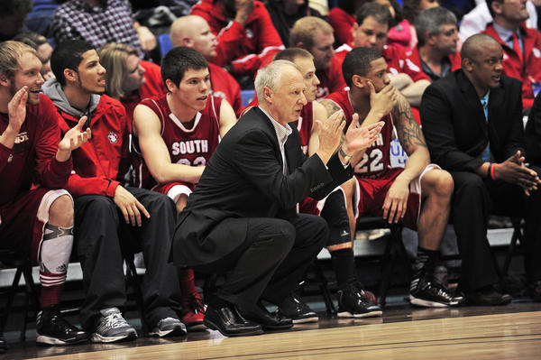 University of South Dakota coach Dave Boots is calling it a career.