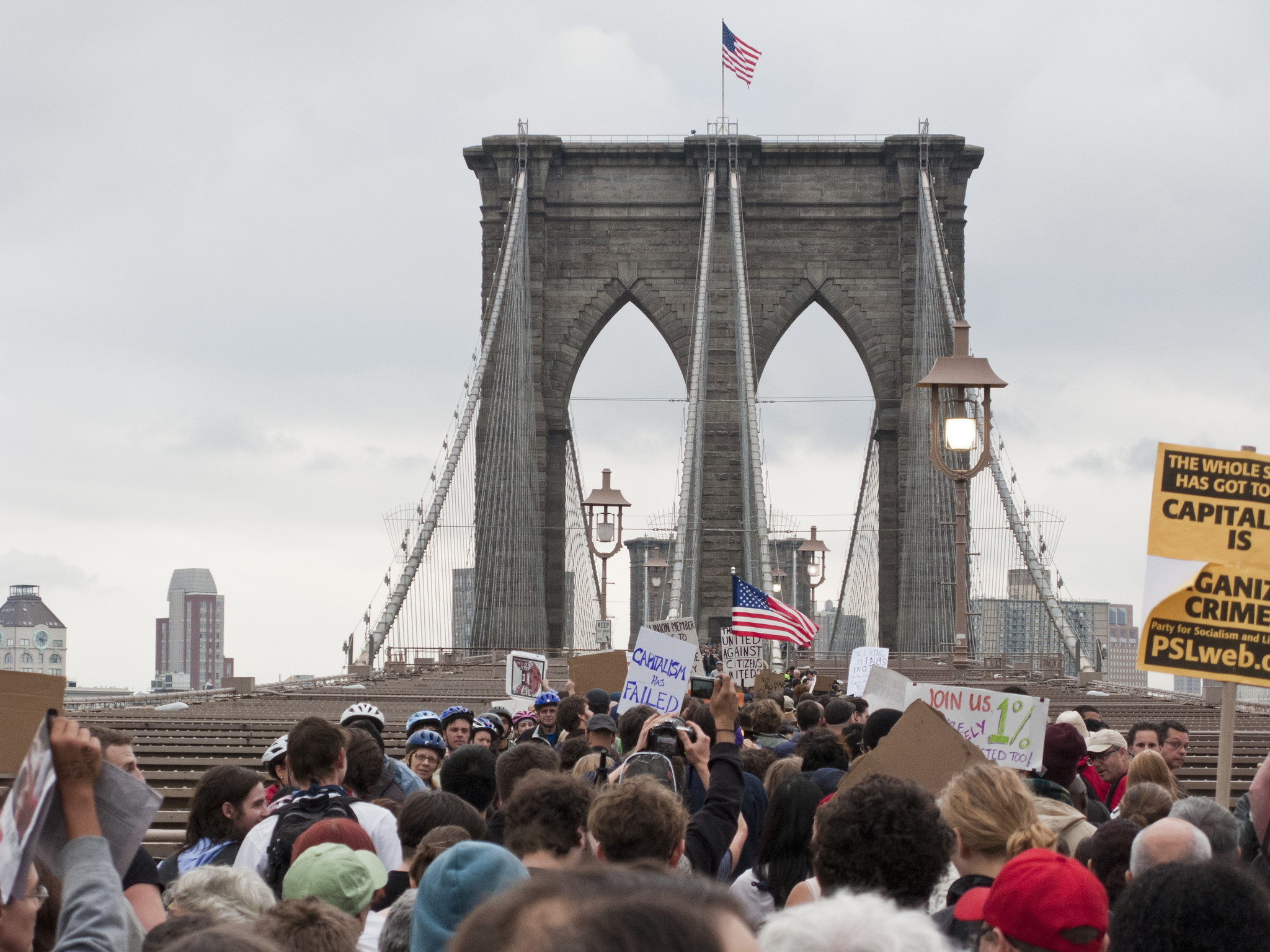 """goals and results of the occupy wall street movement Five years later, occupy gets its  to """"occupy wall street""""— a blunt but effective idea that resonated far  occupy as a functioning movement has largely."""