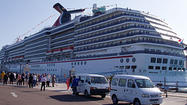Carnival, EPA reach pact to curb cruise ship air pollution