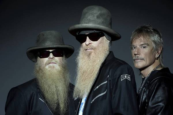 ZZ Top is scheduled to rock at the Ferguson Center on Sunday, Sept. 8, 2013.