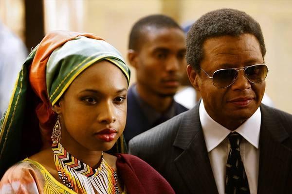 "Jennifer Hudson stars in ""Winnie Mandela."""