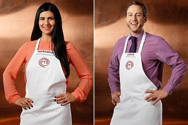 "It's Natasha versus Luca in the ""MasterChef"" finale."