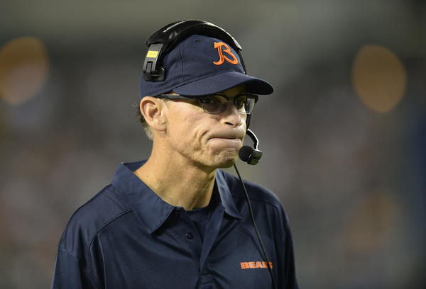 "If Bears coach Marc Trestman changed his name to ""Mark,"" would anyone notice?"