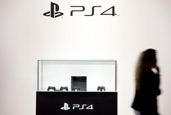 Sony is scheduled to release the PlayStation 4 game console later this year.