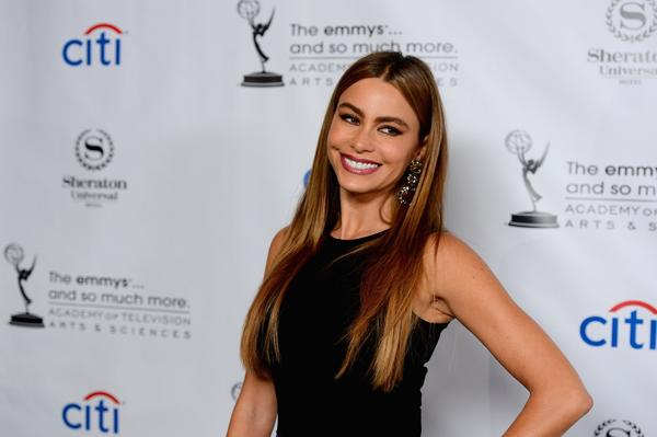 """Modern Family"" star Sofia Vergara has been named Forbes' highest-paid TV actress of 2013, reportedly earning $30 million between June 2012 to June 2013."