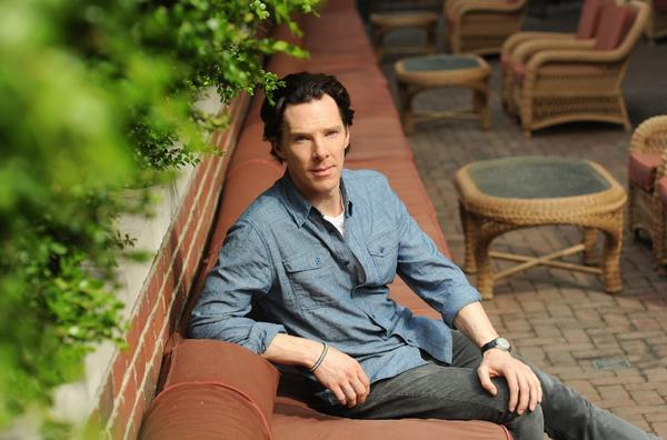 Benedict Cumberbatch is this year's recipient of the BAFTA Los Angeles Britannia Award for British artist of the year.