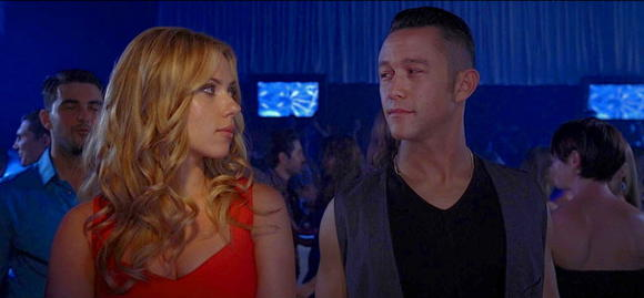 Scarlett Johansson and Joseph Gordon-Levitt in 'Don Jon'