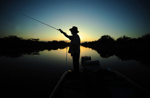 Military personnel and disabled vets exempt from hunting for Florida fishing license military