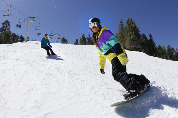 Big Bear Low Cost Ski And Lodging Packages On Sale Latimes
