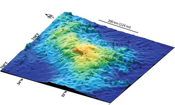 Volcano  The shape of the land Forces and changes