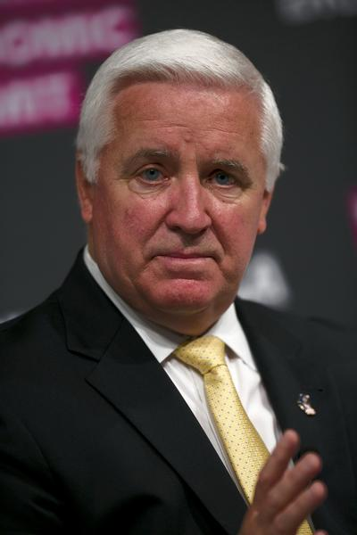 Gov. Tom Corbett will hire an outside law firm to defend a federal lawsuit challenging the state's 1996 ban on gay marriage.