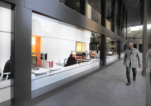 Thomas Properties helped revive City National Plaza, a 2.5 million-square-foot office, restaurant and shopping complex that covers a city block at 5th and Flower streets in downtown L.A. Its tenants include design firm Shlemmer Algaze Associates.