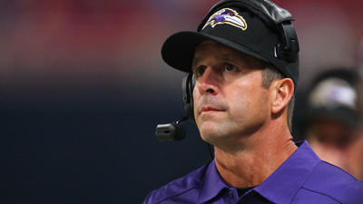 Ravens reward head coach John Harbaugh with contract extension