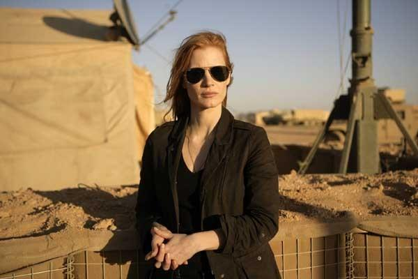 """The hunt for Osama Bin Laden is chronicled in """"Zero Dark Thirty."""" With Jessica Chastain."""