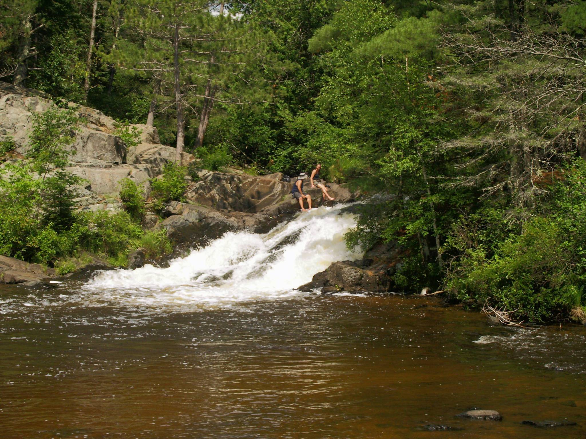 Best places to get far away from it all in Wisconsin - Twelve Foot Falls