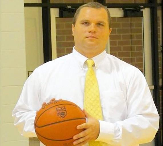 Mike Kaminski, the new men's basketball coach at Northampton Community College.
