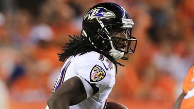 Ravens rookie Marlon Brown has encouraging game in lopsided los…