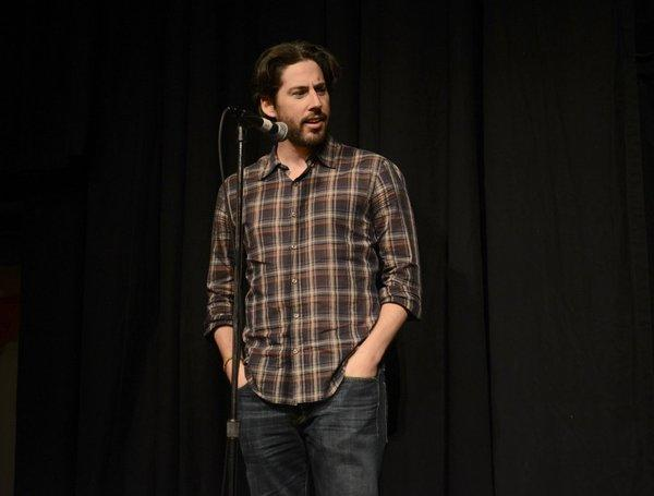"Jason Reitman talks ""Labor Day"" at Telluride on his way to Toronto."