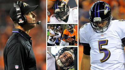 Five Things We Learned from the Ravens' loss to the Denver Bron…