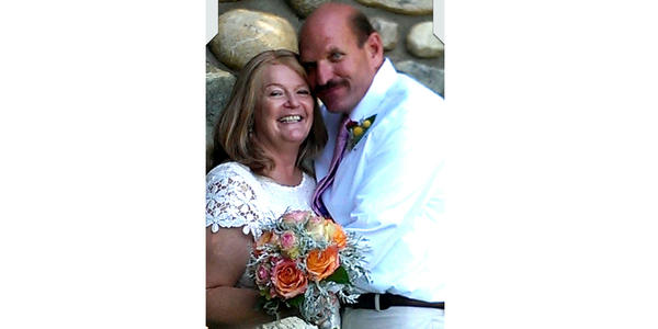 Mr. and Mrs. Roger Allen Fosmore