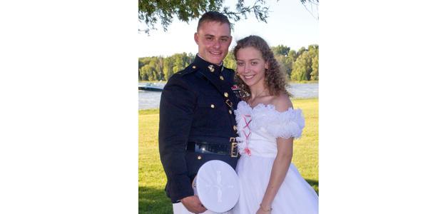 Mr. and Mrs. Bryan Basenback