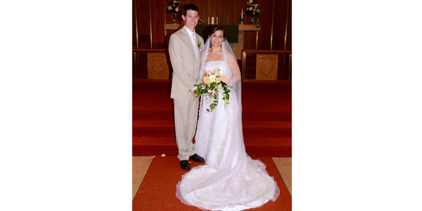 Mr. and Mrs. Brenton Lee Fitzpatrick
