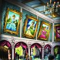 Disney Fantasyland renderings -- Princess Fairytale Hall