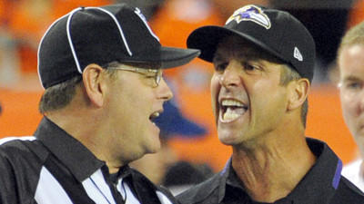 Five for Friday: Ravens' most lopsided losses under John Harbau…