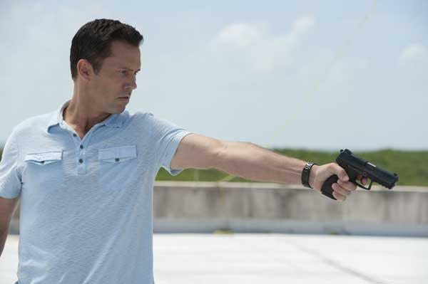 "Jeffrey Donovan stars in ""Burn Notice"" on USA."