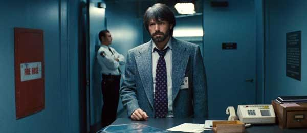 """A CIA agent (Ben Affleck) orchestrates a rescue in """"Argo"""" on HBO."""
