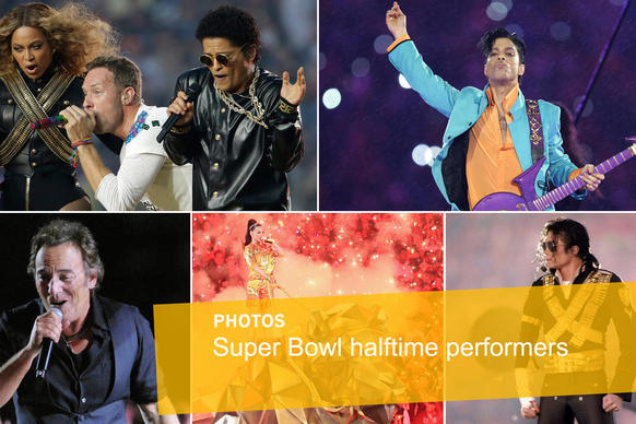 For non-football fans forced to watch the game, the halftime spectacle is more than half the fun. Reports surfaced that this year's performance will feature music by Bruno Mars, a pop tenor who effortle