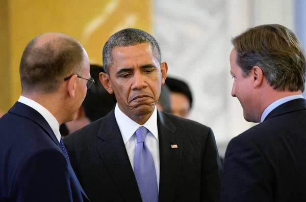 Obama at G-20 summit