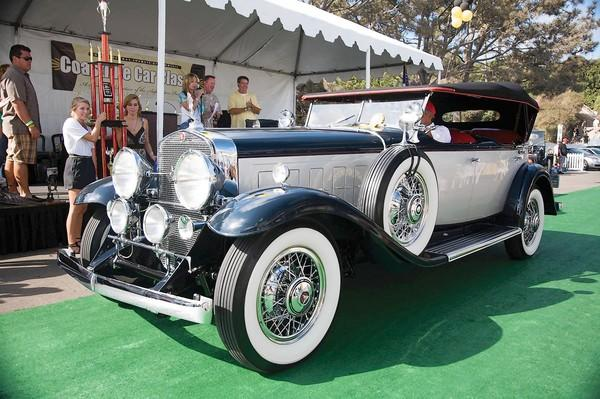 The Coastline Car Classic is from 10 a.m. to 4 p.m. Sunday at Corona del Mar State Beach.