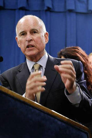 Jerry Brown has signed 55 more bills into law