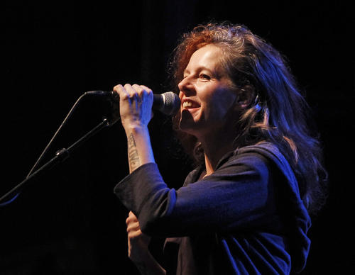 Neko Case performs Friday, Sept. 6, 2013 at Hideout Block Party.