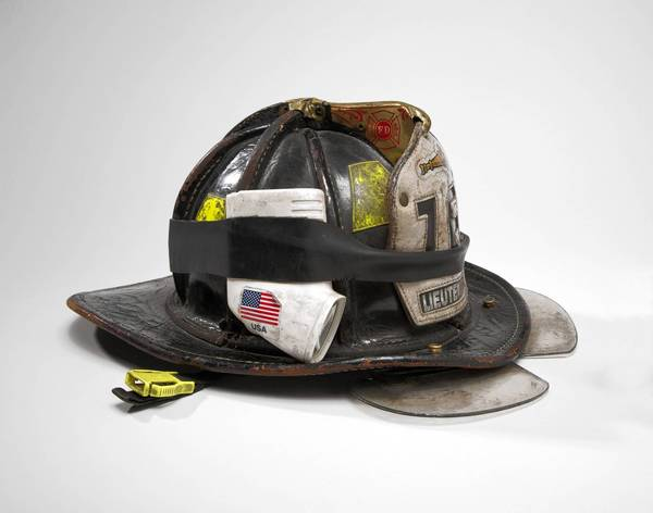 "Memorabilia drawn from the National September 11 Memorial & Museum are featured in ""The Stories They Tell."""
