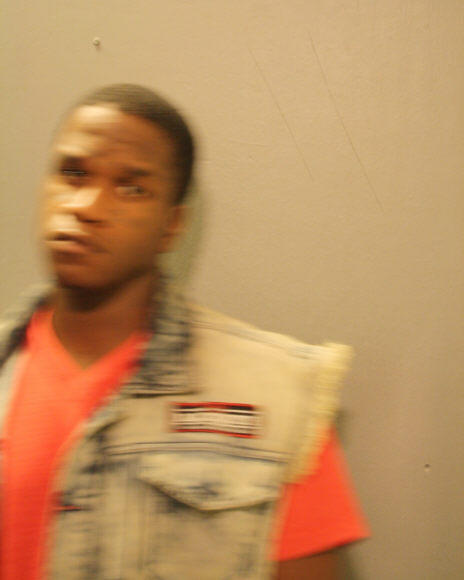 Geraud Nichols, 25, man charged in a sexual assault and robbery that occurred on the city's South Side.