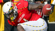 Terps notebook: Randy Edsall talks about Stefon Diggs' flip
