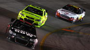 Kurt Busch, Martin Truex Jr., Joey Logano squeeze into pack of Chase qualifiers