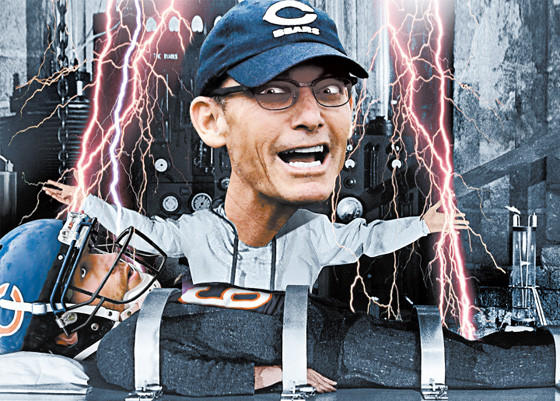 Mastermind Marc Trestman has been putting the pieces together to harness offensive electricity at Soldier Field. Time for his creation to come to life.