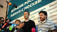 Kremlin candidate leading in Moscow mayoral race