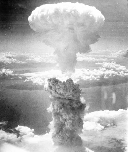 Fears of atomic attack plagued many Floridians and others during the Cold War years, especially during the Cuban Missile crisis. The image in Library of Congress files is from the bombing of Nagasaki, Japan, on August 9, 1945.