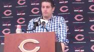 Video: Cutler on TD pass to Marshall
