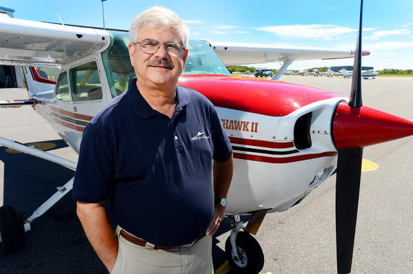 Lee Jones of Aero-Smith Aviation in Martinsburg, W.Va., recently won the Certified Flight Instructor of the Year award for the Federal Aviation Administrations Eastern Region.