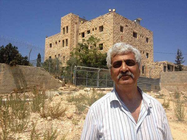 For all of his 59 years, Ali Ayad's life has revolved around the 1-acre plot overlooking Jerusalem that is home to what used to be the Cliff Hotel.