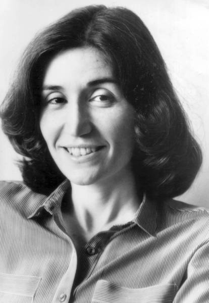 Judith Glassman Daniels, shown here in 1981, was a pioneering editor who oversaw the creation of a magazine for executive women called Savvy. She died Sept. 1 of stomach cancer.